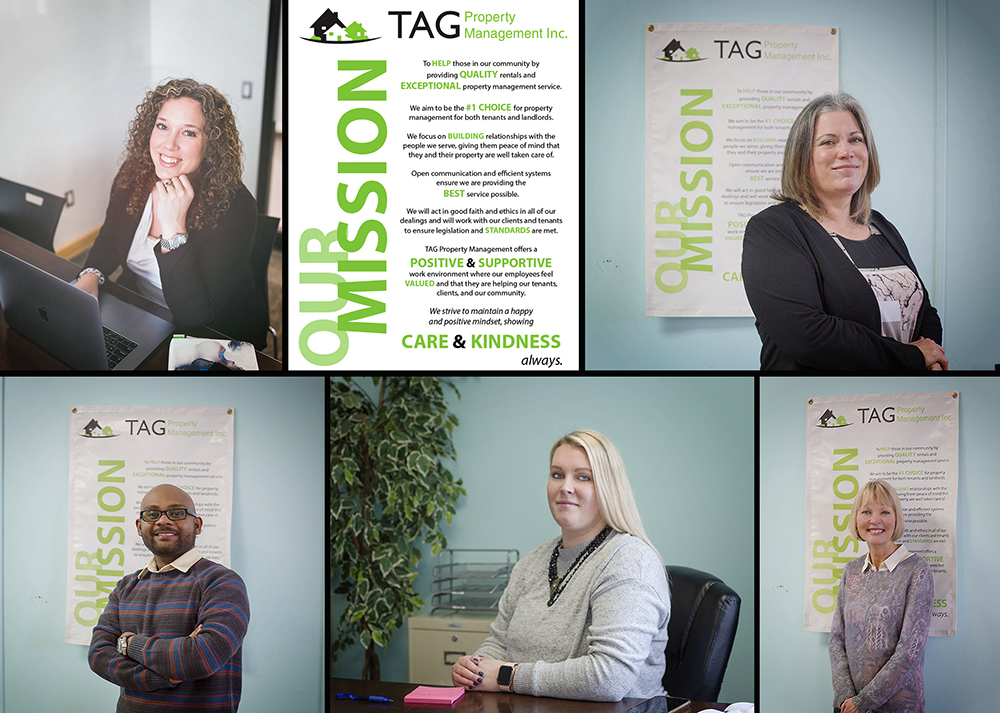 Meet the TAG Property Management Team!