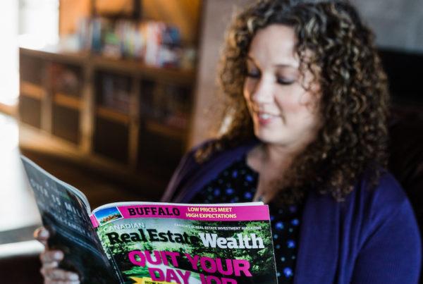 Sarah Coupland Reading magazine